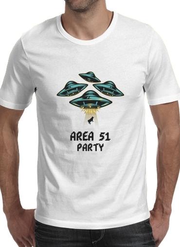 T-Shirts Area 51 Alien Party