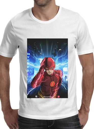 At the speed of light for Men T-Shirt
