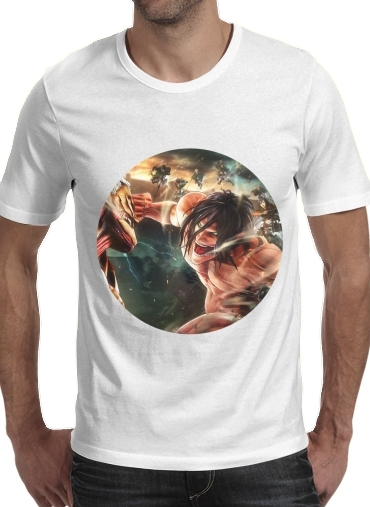 Attack on titan - Shingeki no Kyojin for Men T-Shirt