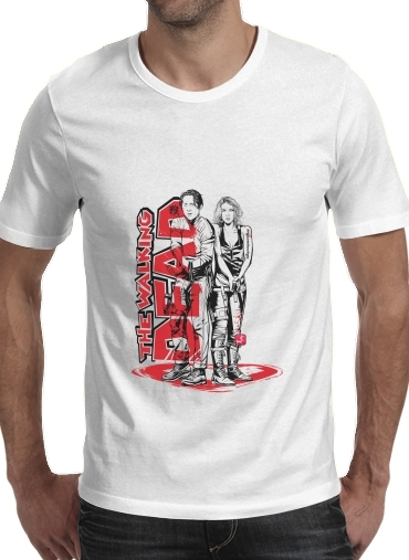 T-Shirts Be my Valentine TWD