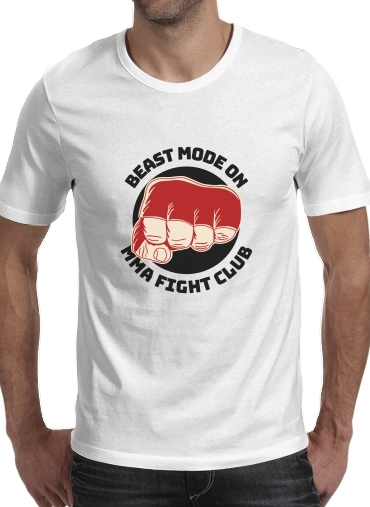 T-Shirts Beast MMA Fight Club