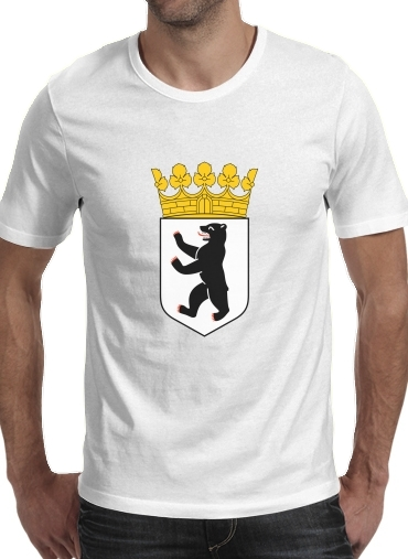 T-Shirts Berlin Flag
