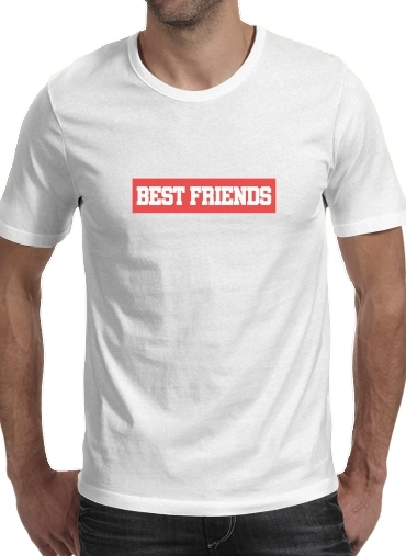 T-Shirts BFF Best Friends Pink