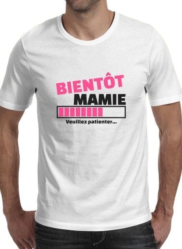 T-Shirts Bientot Mamie Cadeau annonce naissance