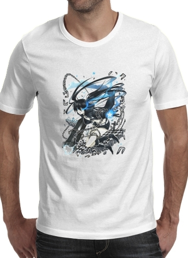 Black Rock Shooter for Men T-Shirt