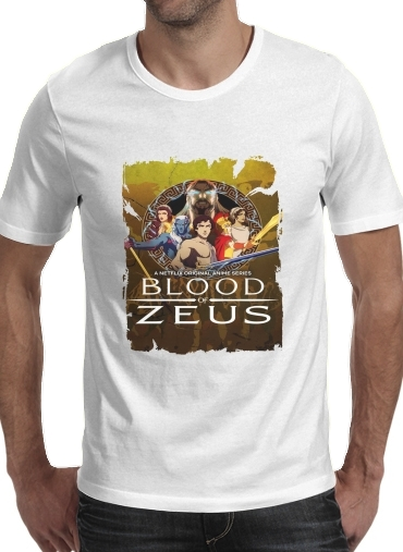 T-Shirts Blood Of Zeus