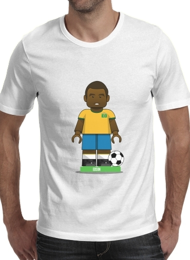 Bricks Collection: Brasil Edson for Men T-Shirt