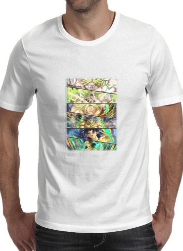 T-Shirts Broly Evolution