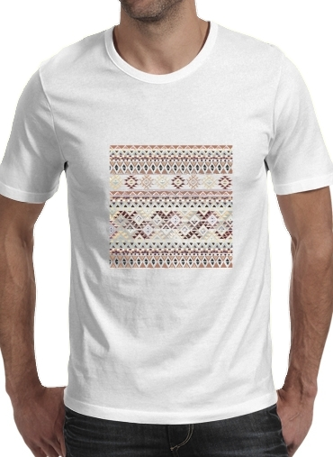BROWN TRIBAL NATIVE for Men T-Shirt