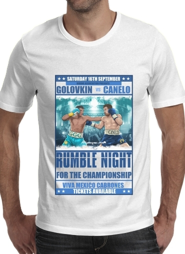 T-Shirts Canelo vs Golovkin 16 September