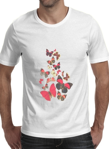 T-Shirts Come with me butterflies
