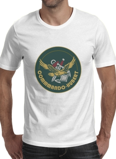 T-Shirts Commando Hubert