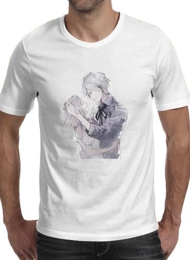 T-Shirts Diabolik lovers Subaru x Yui