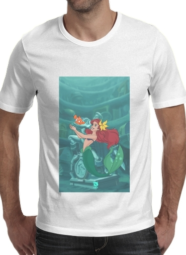 T-Shirts Disney Hangover Ariel and Nemo