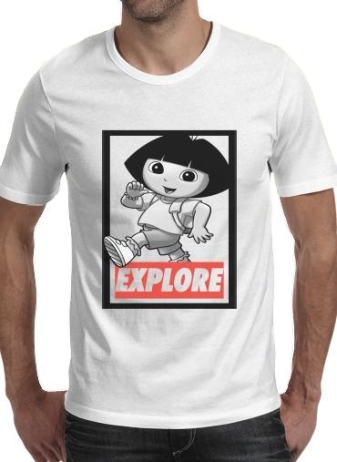 T-Shirts Dora Explore
