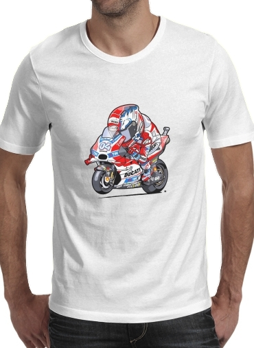 dovizioso moto gp for Men T-Shirt