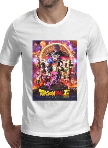 T-Shirts Dragon Ball X Avengers