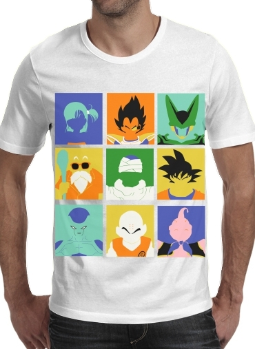 Dragon pop for Men T-Shirt