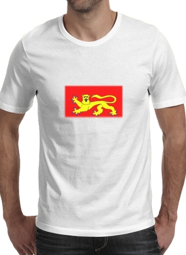 T-Shirts Drapeau Normand