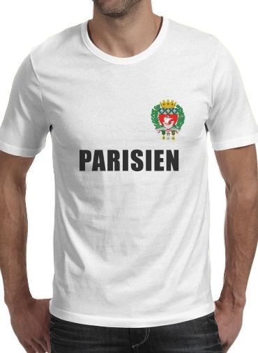 T-Shirts Drapeau Paris