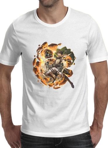 T-Shirts Eren Titan