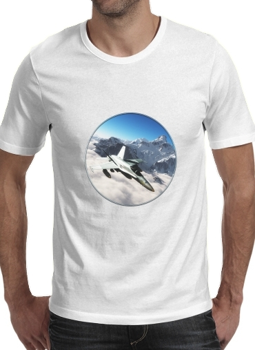 F-18 Hornet for Men T-Shirt