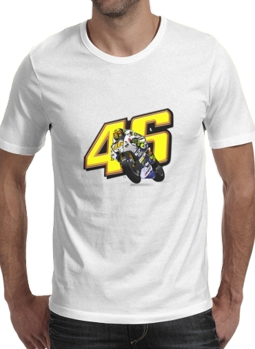 T-Shirts Fan VR46 Doctors