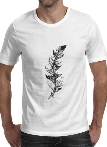 Feather for Men T-Shirt