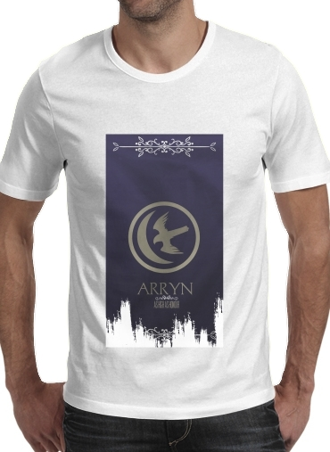 Flag House Arryn for Men T-Shirt