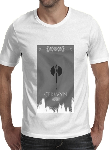 Flag House Cerwyn for Men T-Shirt