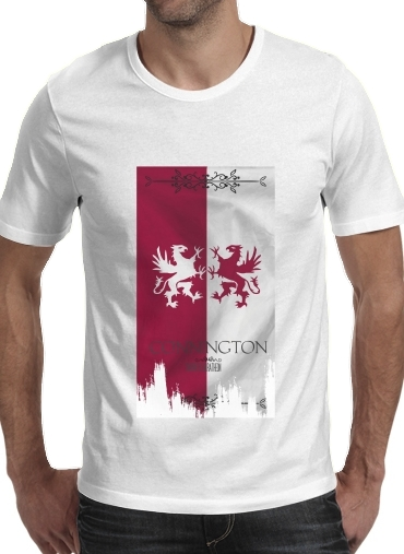 Flag House Connington for Men T-Shirt