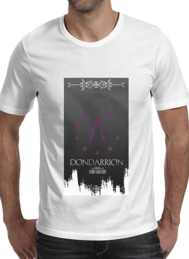 T-Shirts Flag House Dondarrion