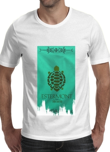 Flag House Estermont for Men T-Shirt
