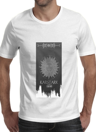 Flag House Karstark for Men T-Shirt