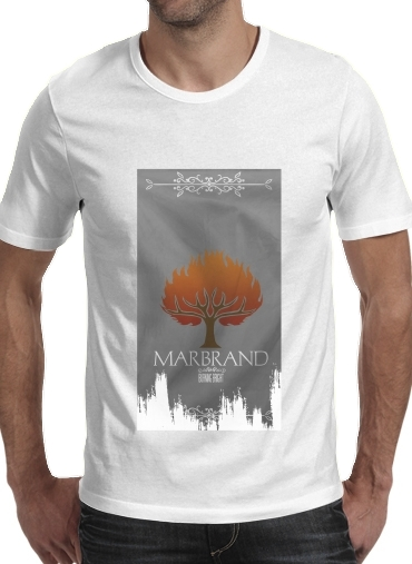 Flag House Marbrand for Men T-Shirt