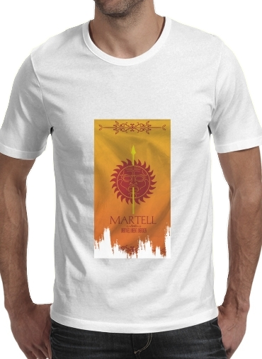 T-Shirts Flag House Martell