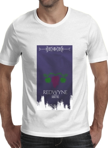 Flag House Redwyne for Men T-Shirt