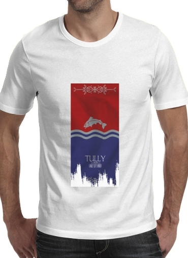 Flag House Tully for Men T-Shirt