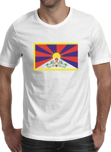 T-Shirts Flag Of Tibet