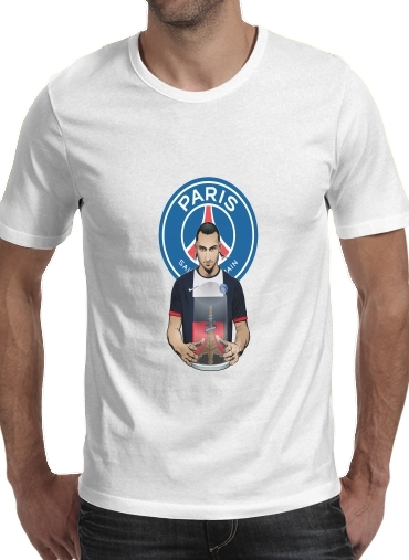 T-Shirts Football Stars: Zlataneur Paris