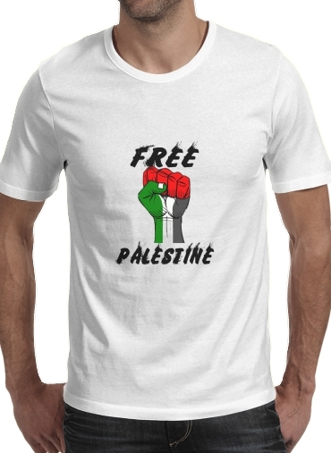 Free Palestine for Men T-Shirt