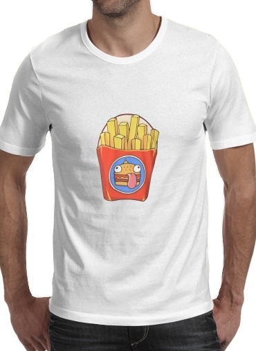 French Fries by Fortnite for Men T-Shirt