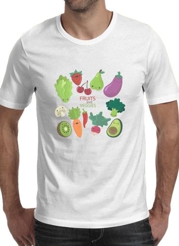 T-Shirts Fruits and veggies