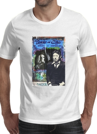 Gainsbourg Smoke for Men T-Shirt