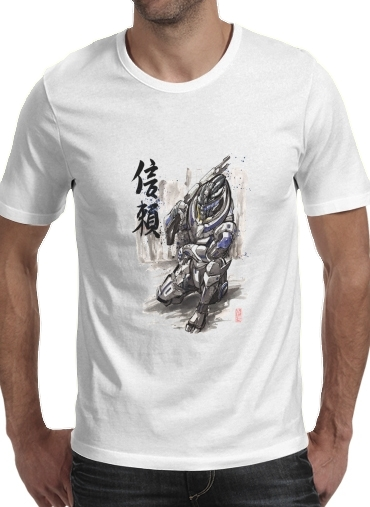 T-Shirts Garrus Vakarian Mass Effect Art