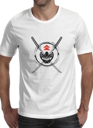 T-Shirts ghost of tsushima art sword