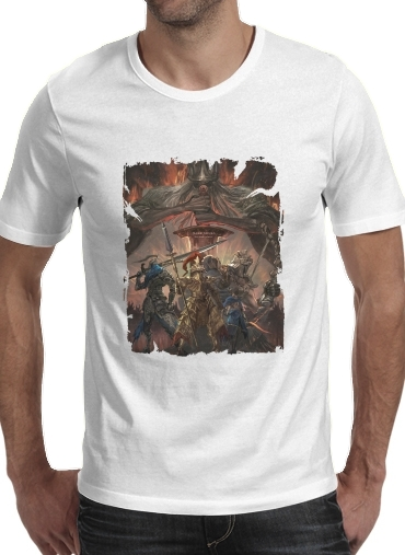 T-Shirts Gwyn Lord Dark souls