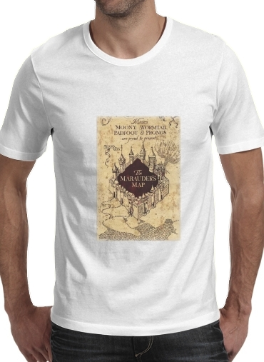 T-Shirts Marauder Map