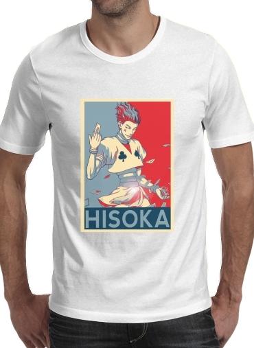 T-Shirts Hisoka Propangada