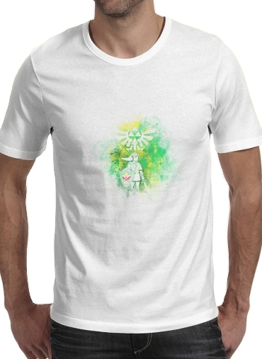 T-Shirts Hyrule Art